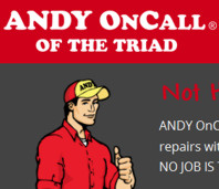 ANDY OnCall Website