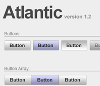 Atlantic User Interface Theme