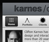 Karnes Design Mobile Website Design