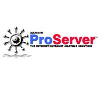 MapInfo ProServer Logo