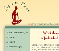 Spirit Rest Website